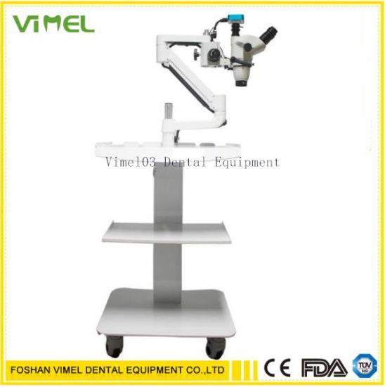 Dental Student Monocular Digital USB Surgical Microscope with Camera