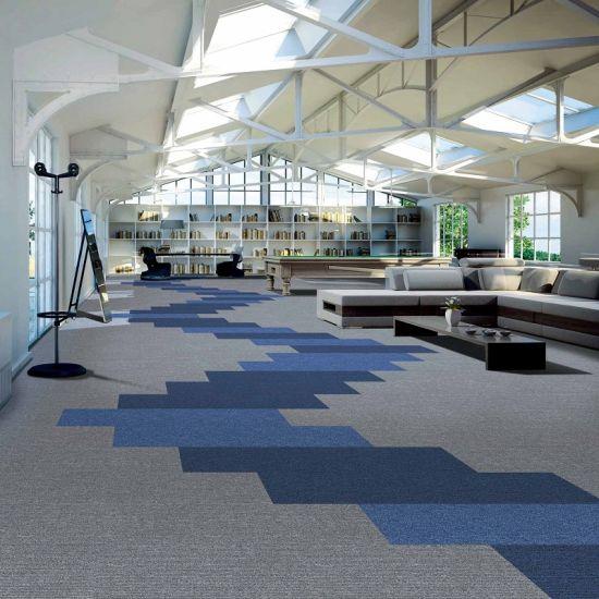 Carpet Tiles With Pvc Backing
