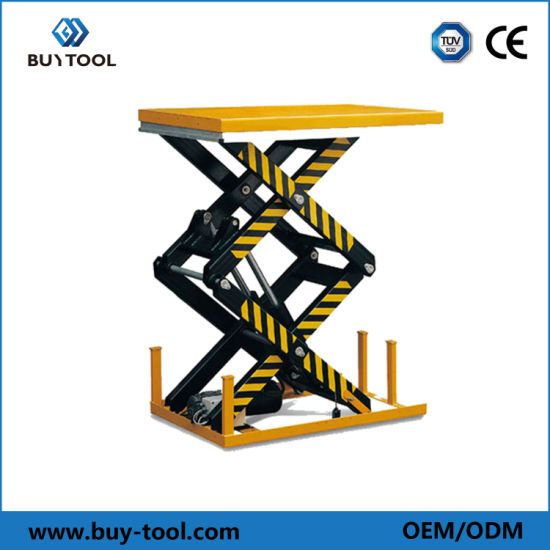 Wholesale High Quality HD2000 Hydraulic Scissor Lift/Lifting Platform
