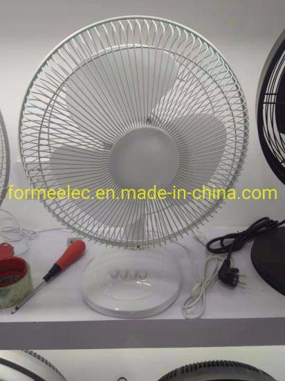 """Electric Fan 12"""" Desk Fan 12 Inch AC Table Fan"""