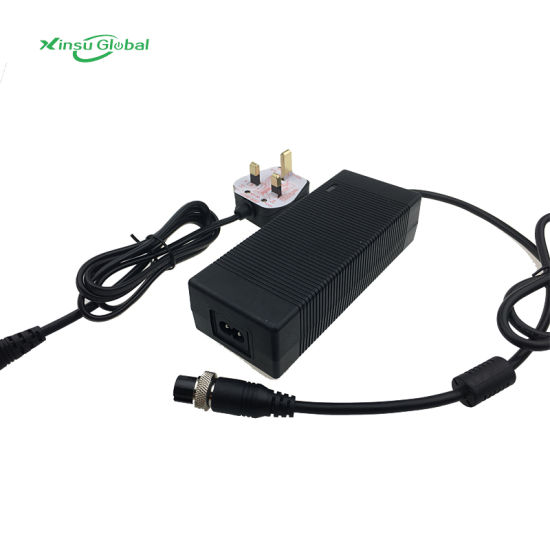 24V 4A Lead-Acid Battery Charger GS UL Ce PSE Rcm Approved