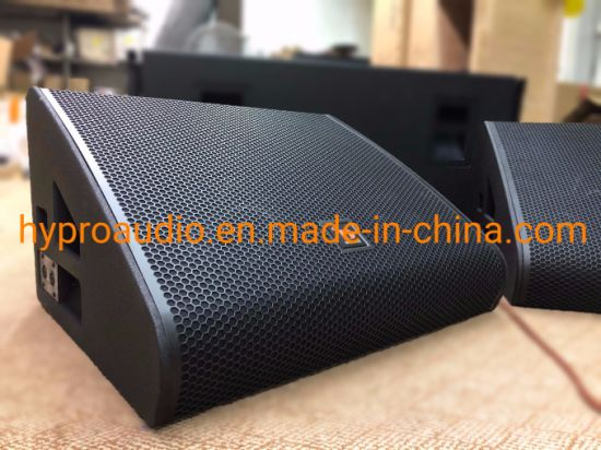 Vtx M22 Dual 12 Inch Powerful Stage Monitor Professional Full Range Speaker PRO Audio