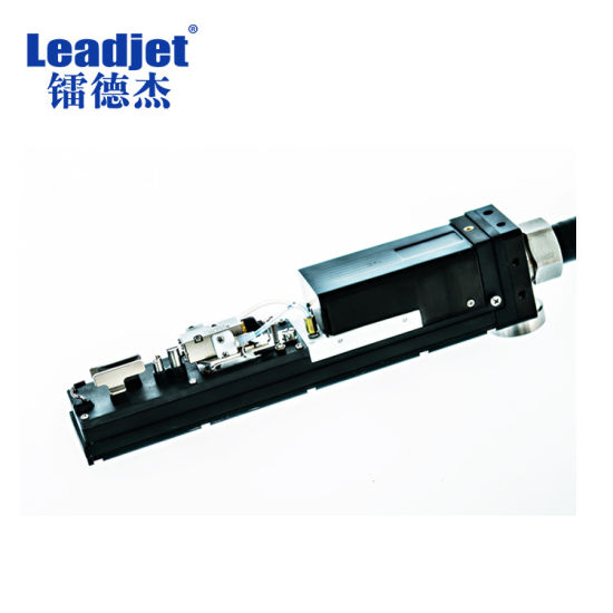 Leadjet V98 Cij Batch Number Inkjet Printer pictures & photos