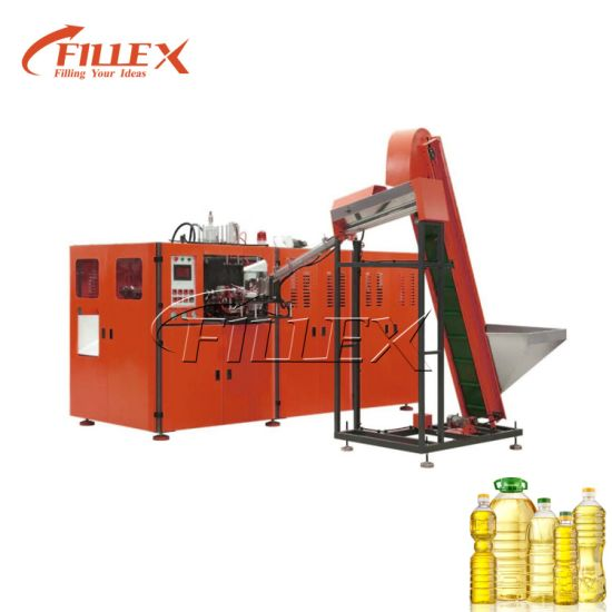 Automatic Pet Preform Stretch up Plastic Pet Bottle Maker Bottle Blow Moulding Making Machine