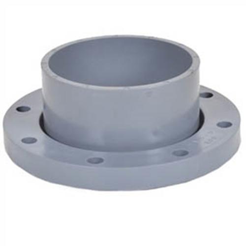 High Quality DIN Standard for Water Supply Pn10 Plastic Flange UPVC Pipe Ts Flange UPVC Pipe Blind Flange UPVC Van Stone Flange PVC Butterfly Valve Flange