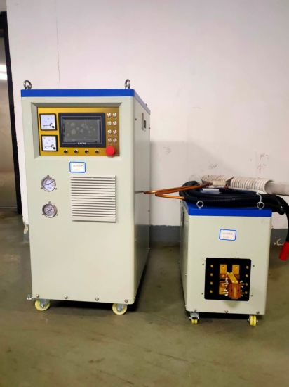 Monthly Deals DSP-100kw Digital Type Induction Heating Machine for All Metal Heating, Quenching, Hot Forging, Melting