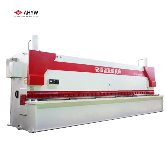 Monthly Deals 16*9000mm Hydraulic Guillotine Metal and Sheet Plate Shearing Machine