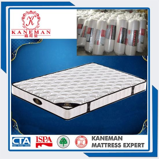 Cheap Sponge Mattress for School or Hotel pictures & photos