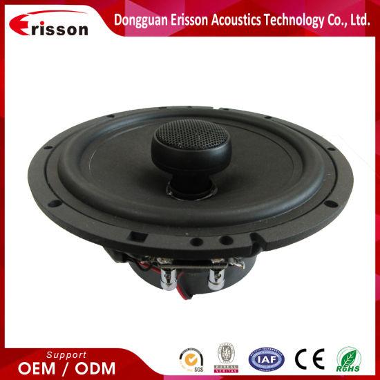 OEM/ODM Supplier 80watts 6.5 Coaxial Speaker Loud Speaker
