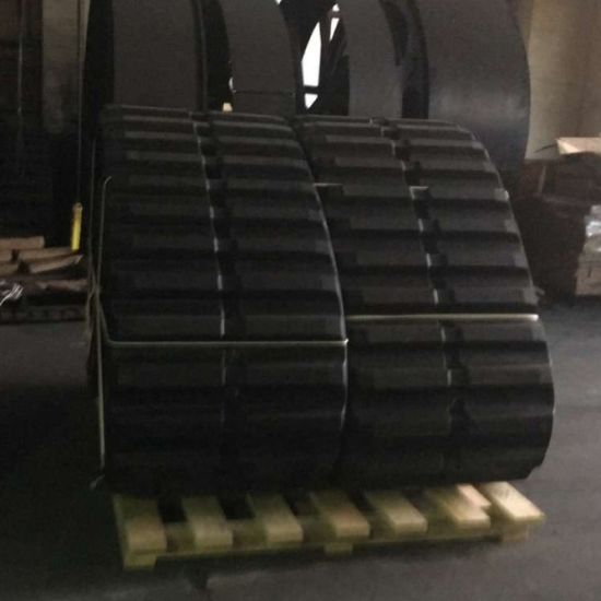 Rubber Track (800X150X56) for Morooka Mk Type pictures & photos