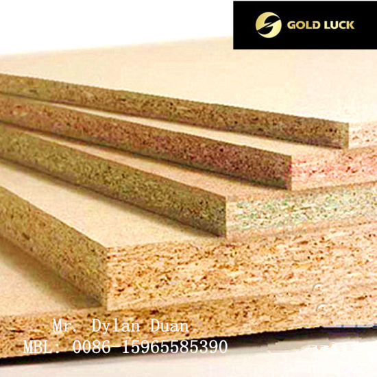 Particle Board/ Fire Rate Chip Board (GOLD LUCK) pictures & photos