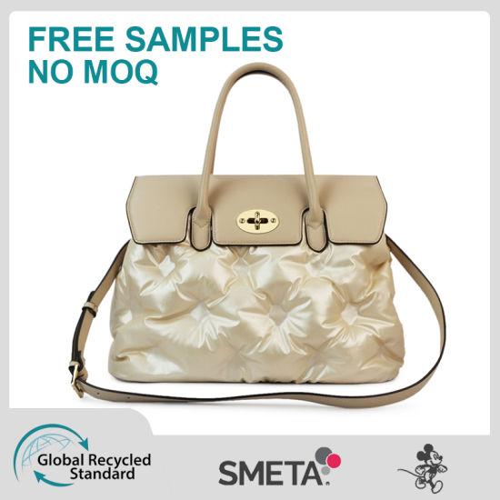 Large Capacity Especially Lady Down Winter Cotton Crossbody Handbag