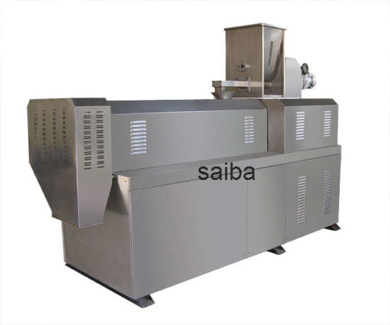 Twin Screw Extruder (Food Extruder) - for Snacks, Cereals, Pet Food, Fish Feed pictures & photos