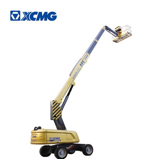 XCMG Brand New Gtbz22s Cheap Hydraulic Telescopic Boom Lift Aerial Work Platform Price for Sale China