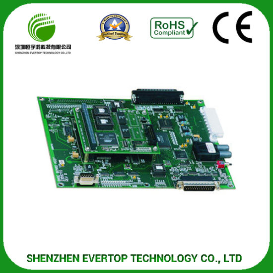 OEM PCB and PCB Assembly / PCBA (PCB Board Assembly) for Industrial Control PCBA pictures & photos