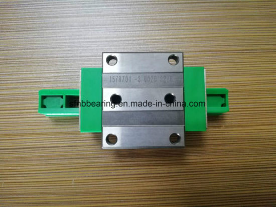 China Kwve15 B V1 G3 Linear Guide Carriage Block Thk Iko