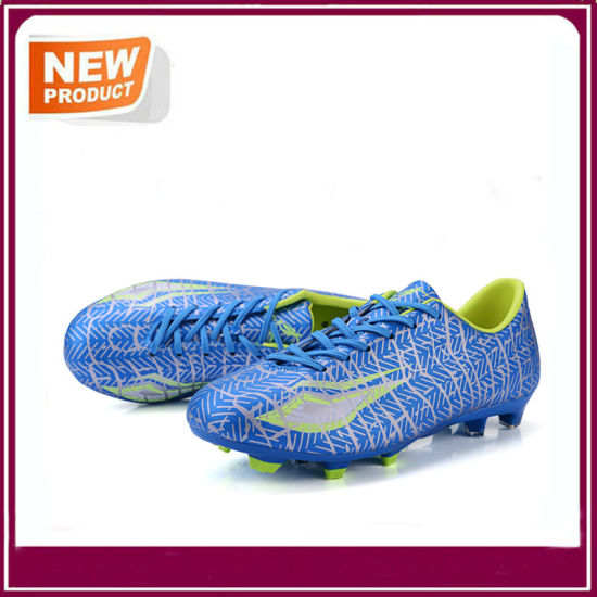 New Fashion Outdoor Soccer Shoes Football Boots pictures & photos
