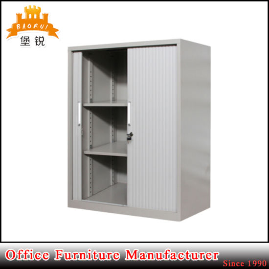 China High Quality Roller Shutter Door Steel File Tambour Cabinet