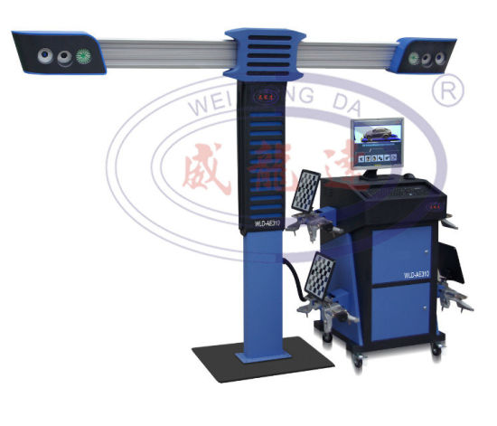 china wld ae310 car 3d wheel alignment machine for sale with ce and