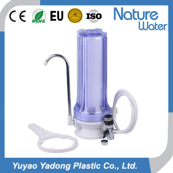 One Stage Table Water Purifier for Home Use