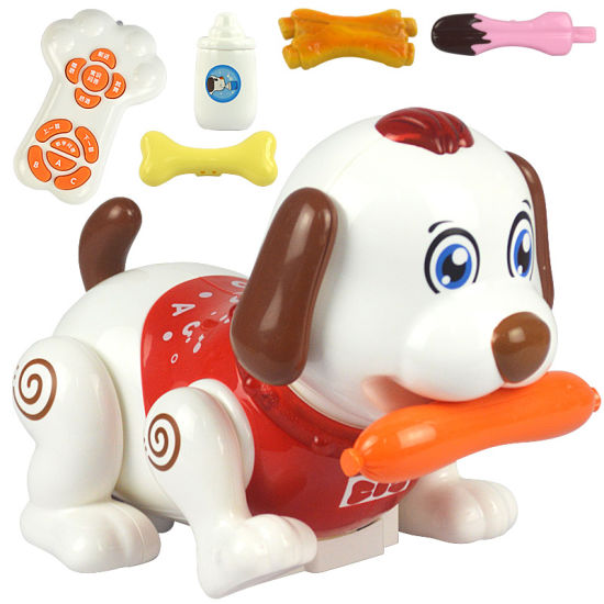 China Rc Cartoon Toy Dog Remote Radio Control Toy H0015221 China