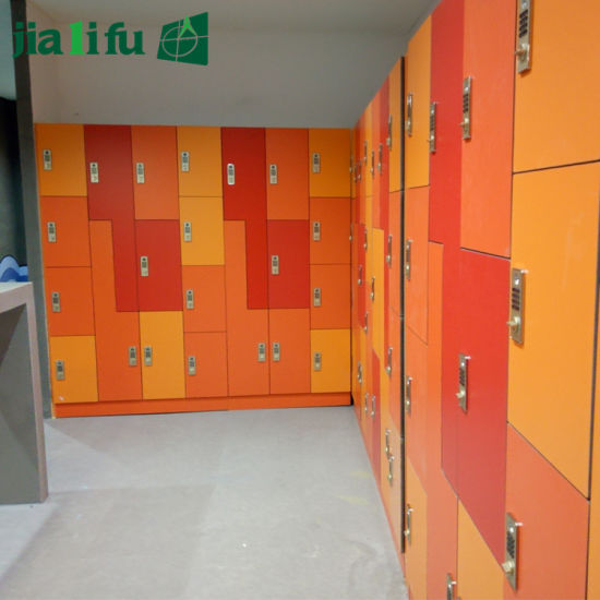 Jialifu Fashional HPL Salon Lockers pictures & photos