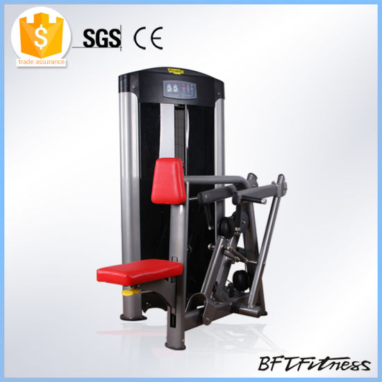 Indoor Gym Machine Leg Extension/Bodybuilding Equipment Seated Leg Extension pictures & photos
