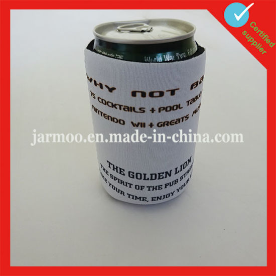 Promotional White Can Beer Cooler pictures & photos