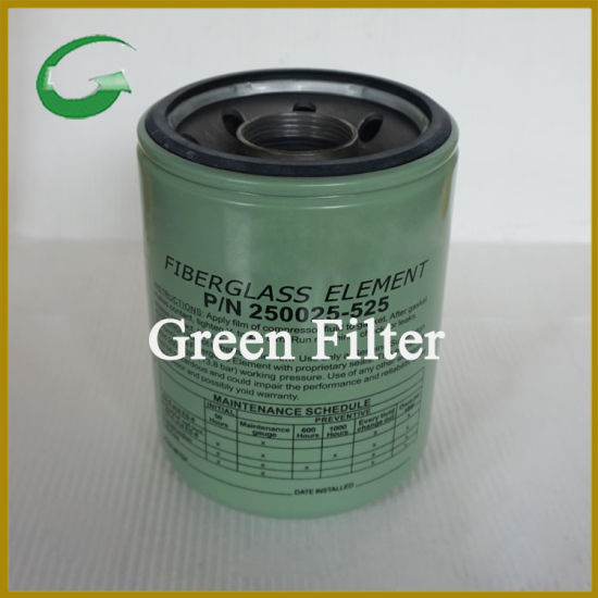 China Hydraulic Filter Use for Sullair Machine (P/N 250025