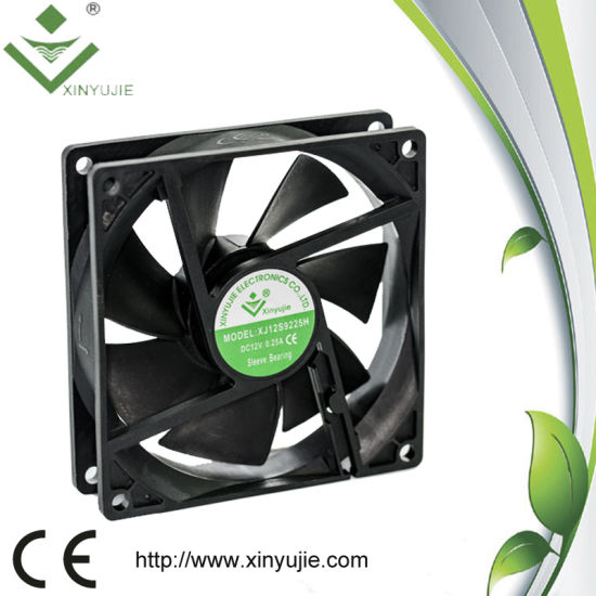 12V 24V 9225 92X92X25mm Waterproof Brushless DC Cooling Fan for Server Cabinet  sc 1 st  Shenzhen Xinyujie Technology Co. Ltd. & China 12V 24V 9225 92X92X25mm Waterproof Brushless DC Cooling Fan ...