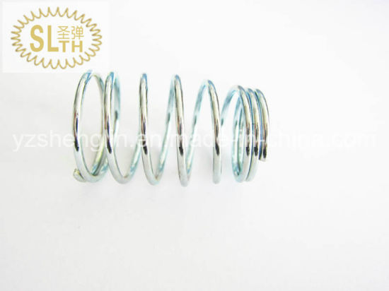 Slth Small Coil Compression Spring with Zinc /Nickel Plating