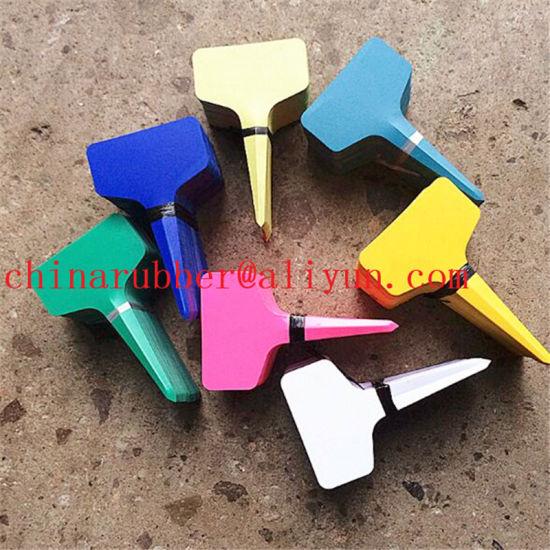 China 6*10cm Waterproof Decorative Slate Garden Label /Plant