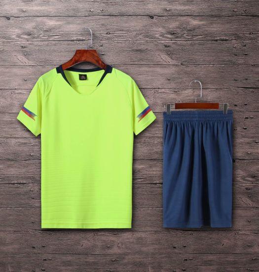 2019 Comfortable Green Fooball Full Kits