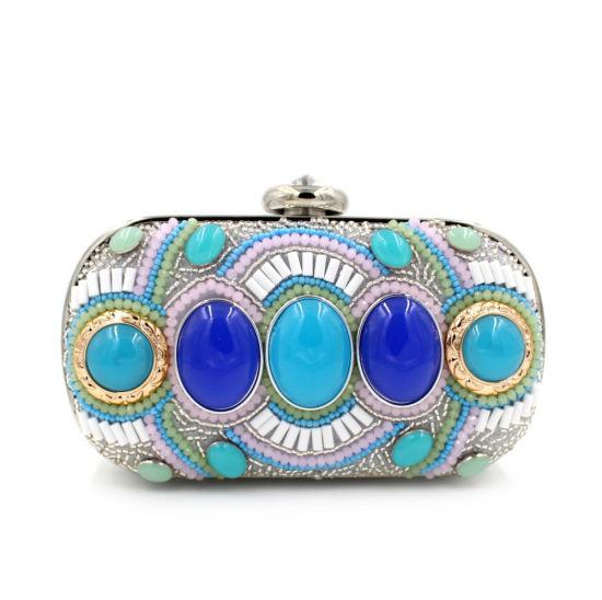 ea796478d7be China Ethnic Style High Quality Party Handbag Box Women Clutch Bag ...