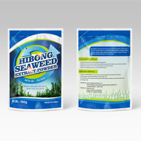 Hot Sales Natural High Quality Seaweed Extract From Kelp Seaweed