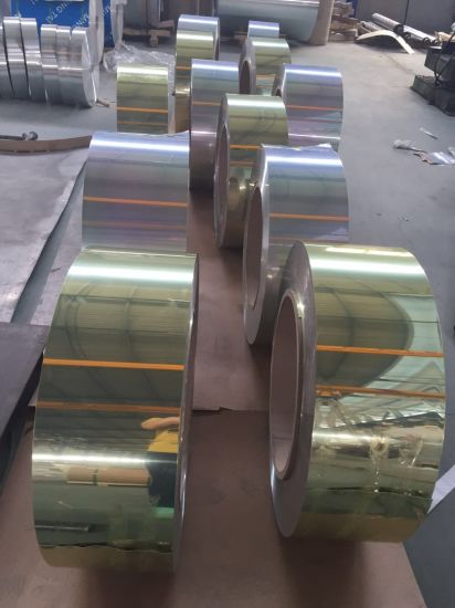 1070 Rolling Aluminium Coil Mirror / Bright Finish pictures & photos