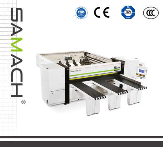 High Efficiency Woodworking Computer CNC Panel Saw