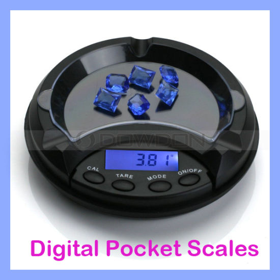 93d412924b89 100g/0.01g Digital Ashtray Pocket Scale Jewelry Gold Diamond Weighing Scales