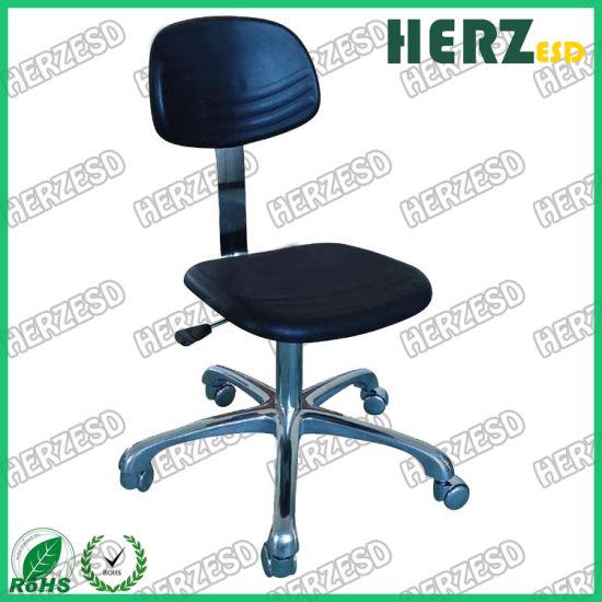 ESD Antistatic Cleanroom PU Foam Chair