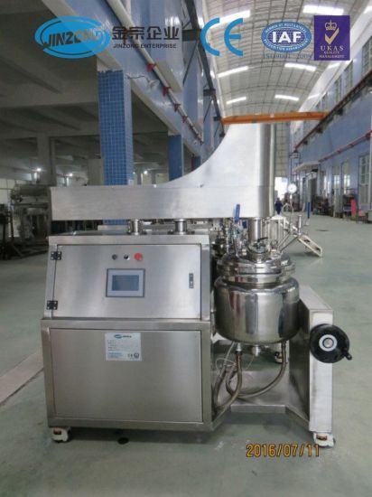 Jrk Series Cosmetic Facial Cream Making Machine pictures & photos