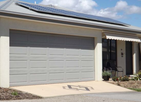 High Cost-Effective Automatic Door for Garage with High Quality Panel