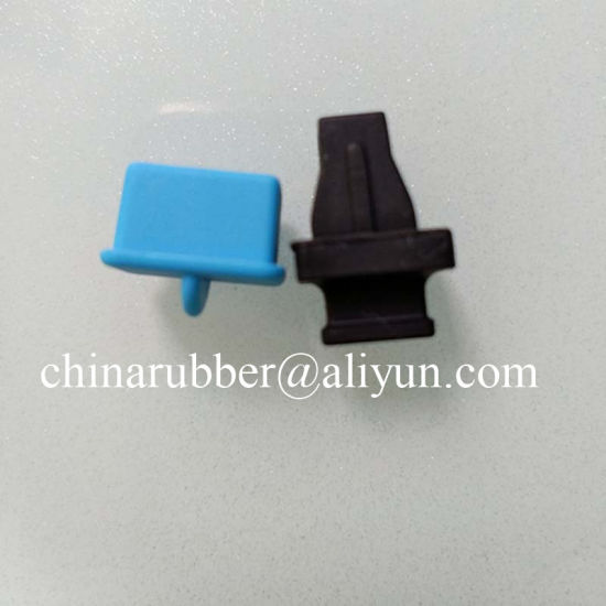 High-Precision Rubber Anti Dust Cover or Plug for a Type USB