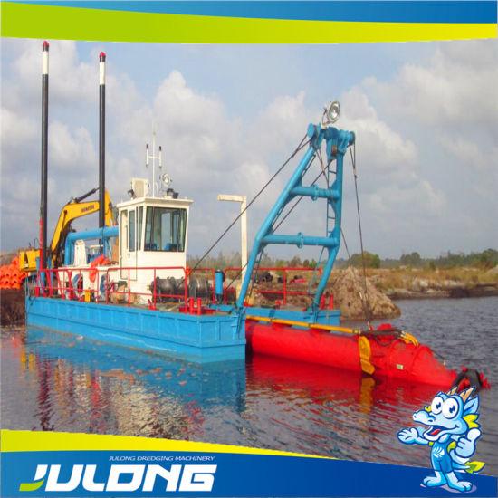 Hot Sale! Mini Sand Dredging Barge/Dredging Machine for Sale