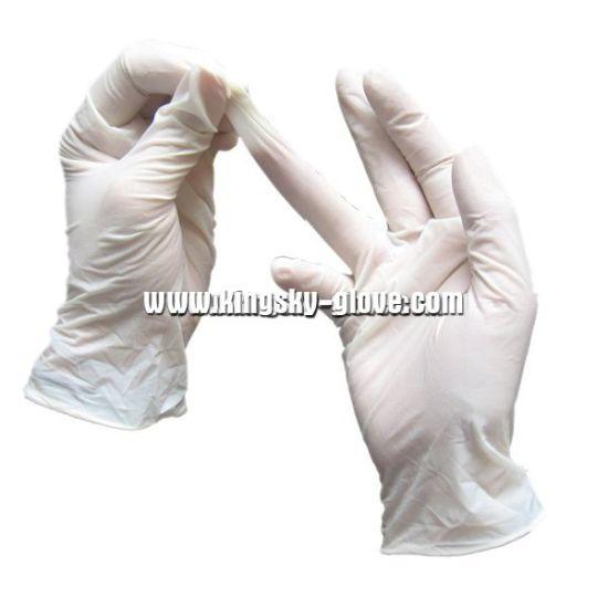 Disposable Powder Free Latex Examination Glove--5902