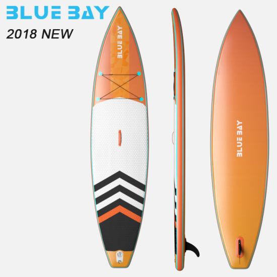 china 2018 new design pvc inflatable surf board paddle board china