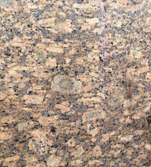 Wholesale Polished Giallo Fiorito (GSN) Building Materials Granite Stone