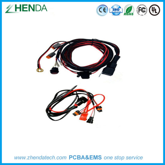 Faston Connector Wire Harness with Reasonable Price pictures & photos