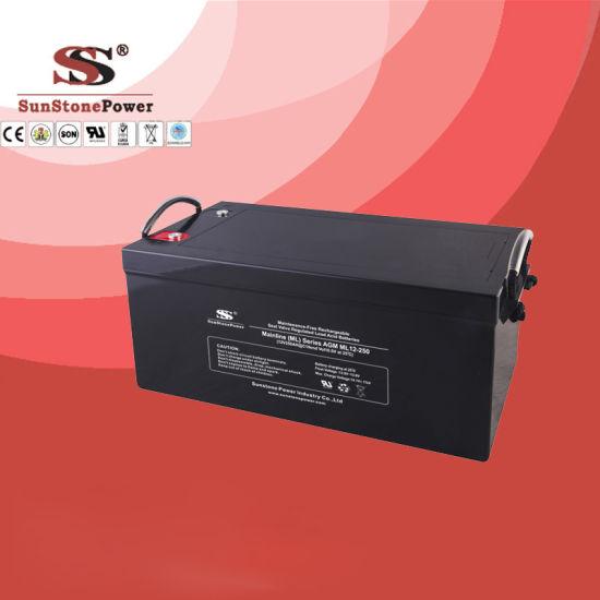 Sealed Lead Acid Battery (12V250ah) Solar Battery