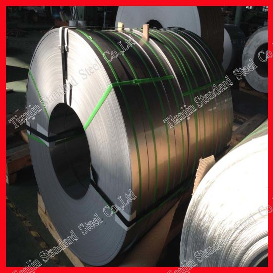 Semi Rate Hard 301 Stainless Steel Coil pictures & photos