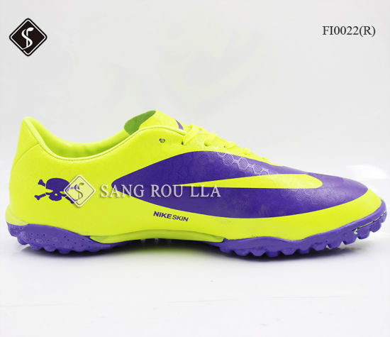 Functional Indoor Soccer Shoes Men Sports Shoes pictures & photos